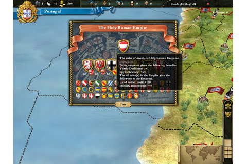 Europa Universalis III Complete - Download - Free GoG PC Games
