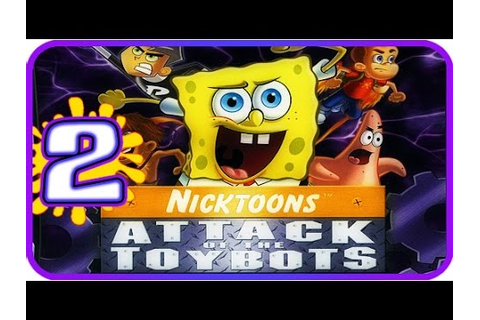 Nicktoons: Attack of the Toybots Walkthrough Part 2 (PS2 ...
