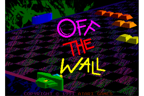Off the Wall (1991 video game) - Wikipedia