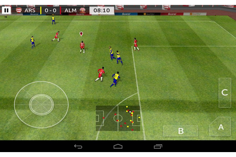 First Touch Soccer 2015 Android Game APK (com ...
