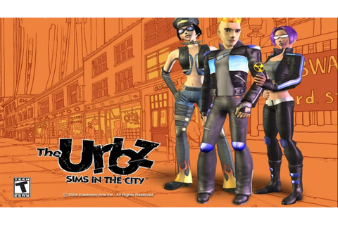 Xbox - The Urbz: Sims in the City - YouTube
