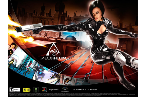 Aeon Flux Game - Bing images