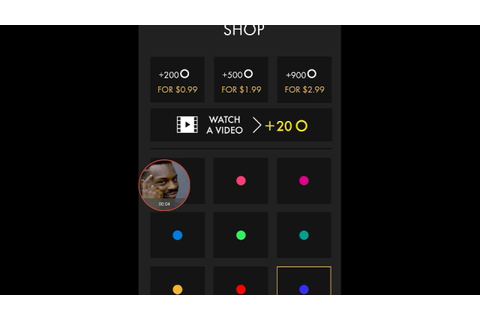 Ballz mobile game ALL BALLZ COLORS - YouTube