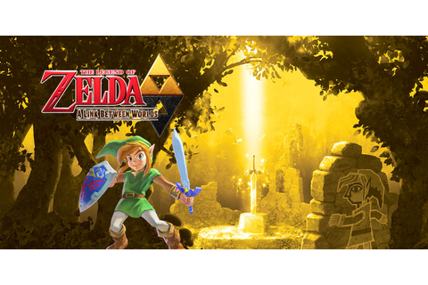 The Legend of Zelda: A Link Between Worlds | Nintendo 3DS ...