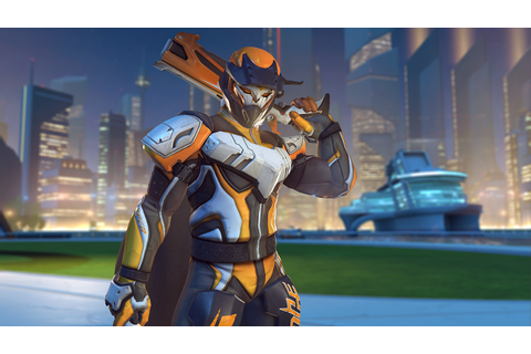 Overwatch Summer Games are Live and Have the Best Skins ...