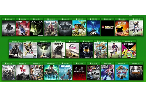 Best Games On Xbox One Marketplace 2015 - toppmanual