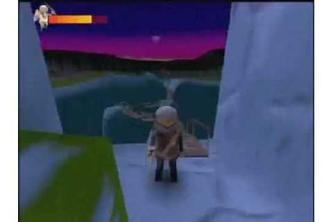 Hype : The Time Quest - video game 'early' trailer (1998 ...