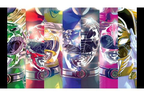 Mighty Morphin Power Rangers Game Coming To The PS4 - YouTube