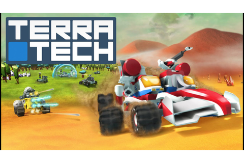 TerraTech Steam Early Access Trailer | 2015 - YouTube