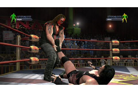 TNA iMPACT!™ Game | PS3 - PlayStation