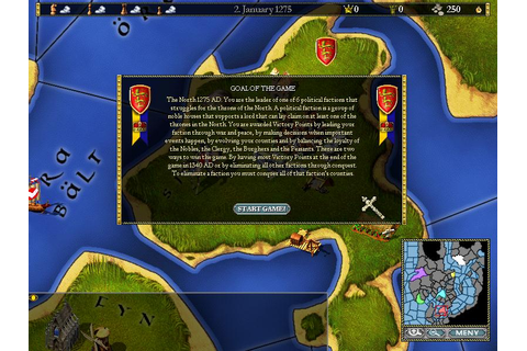 Europa Universalis: Crown of the North Download (2003 ...