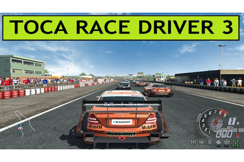 Toca Race Driver 3 PC Gameplay, GoKart Track, Tunngle ...