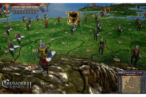 Crusader Kings II Game - Free Download Full Version For Pc