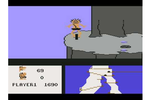 C64 - Grog's Revenge (Mountain 3) - YouTube