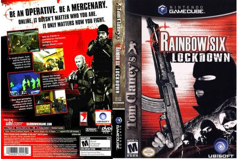 Torrent World: Tom Clancys Rainbow Six: Lockdown PC
