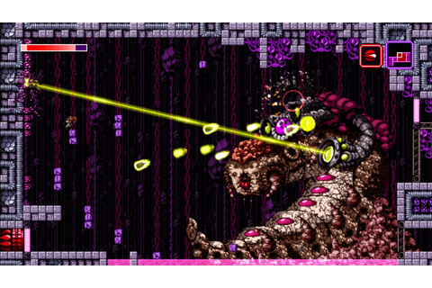 Axiom Verge bringing classic looks, gameplay, and MonoGame ...