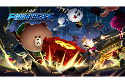 "[Global]【LINE GAME】Ferociously Cute Action RPG ""LINE ..."