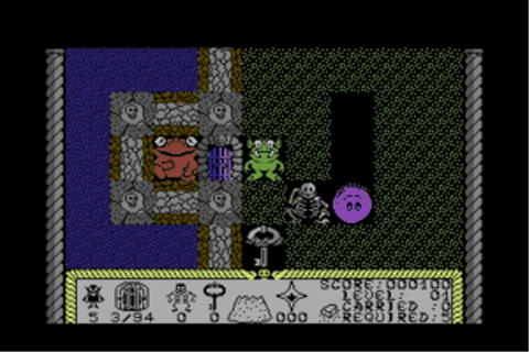 Download Blackwyche (Commodore 64) - My Abandonware