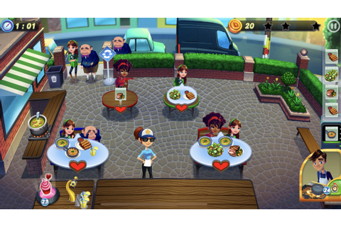 Diner DASH Adventures – a cooking game for Android - APK ...