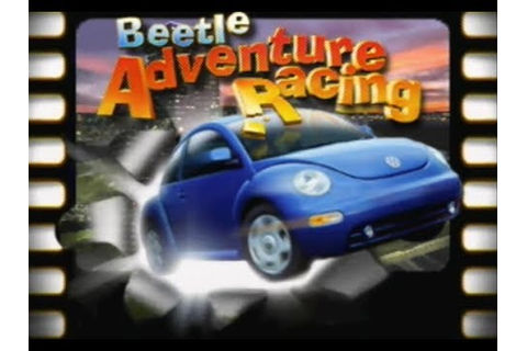 Beetle Adventure Racing On N64 (Great Game Shit Car ...