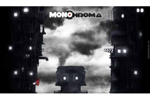 MONOCHROMA - Game Developmen - Webdesign inspiration www ...
