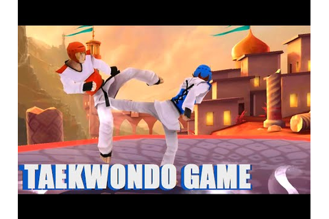 Taekwondo Game Android iOS Gameplay - YouTube