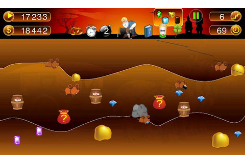 Gold Miner 2 » Android Games 365 - Free Android Games Download