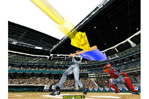 Super Major League 99 (1999) by Sega Arcade game