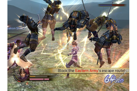 Samurai Warriors 2 - Download Free Full Games | Arcade ...
