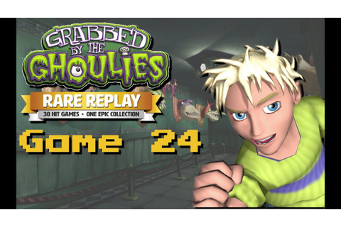 Grabbed By The Ghoulies - RARE Replay Month (Game 24 ...