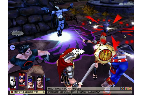 Freedom Force vs. The Third Reich Screenshots | GameWatcher