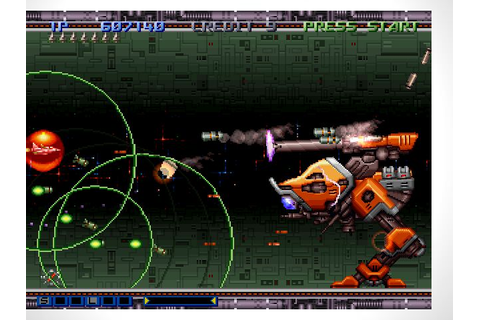 Gradius Gaiden review