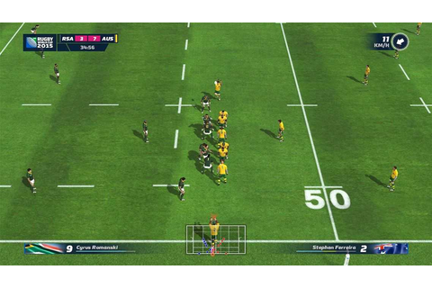 Rugby World Cup 2015 Download Free Full Game | Speed-New