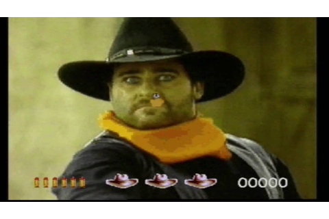 Mad Dog McCree on 3DO - YouTube