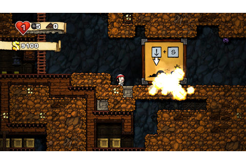 Spelunky PC Download | Spelunky Cheats, Secrets and PC ...