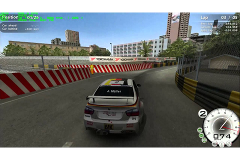 Race: The WTCC Game Gameplay HD - Asus GTX 780 DCU II 3GB ...