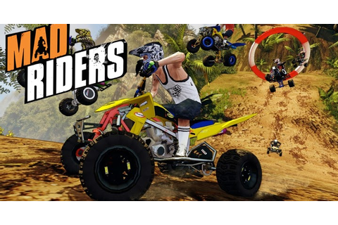 top downloads-wr: Download Mad Riders (PC)