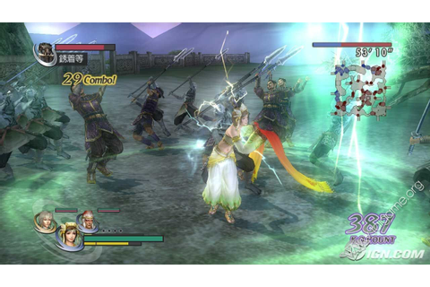 Warriors Orochi 2 - Download Free Full Games | Arcade ...