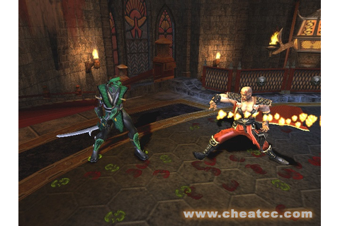 Mortal Kombat Armageddon Review for the Nintendo Wii