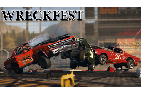 Next Car Game WreckFest - WHAT - YouTube