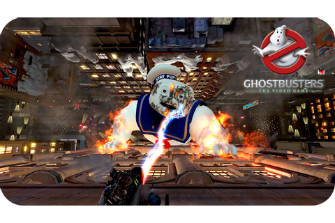 Ghostbusters: The Video Game #4 - Explodindo o Stay Puft ...