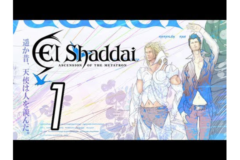 Let's Play El Shaddai: Ascension of the Metatron [1] - YouTube