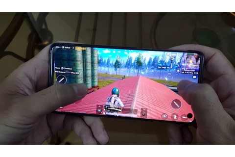 Test Game PUBG Mobile Max Settings on Samsung Galaxy S10 ...