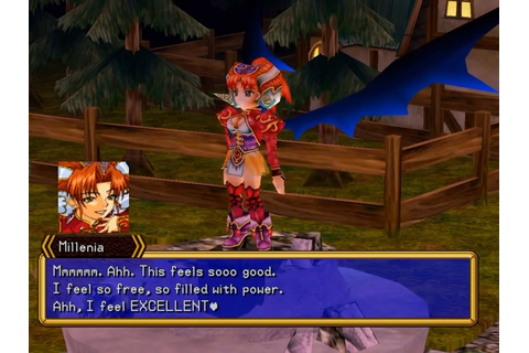 Grandia II (Europe) PS2 ISO - CDRomance