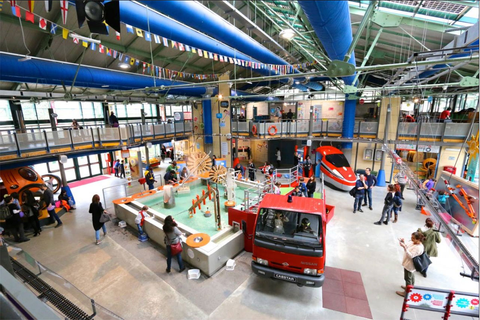 Indoor Fun for Kids in Rome this Winter 2016