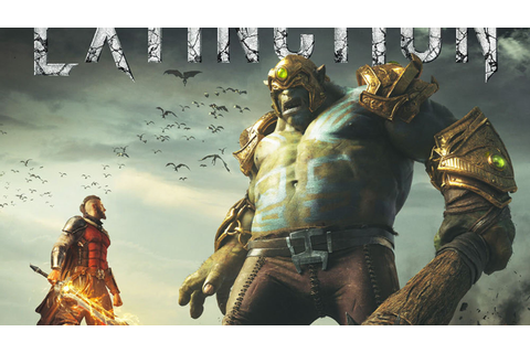 Killer Instinct developer's next game Extinction looks a ...