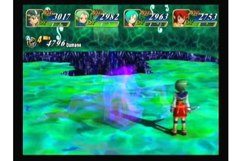 Grandia Xtreme - Gameplay - YouTube