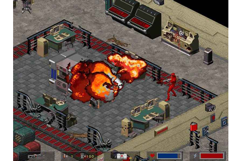 Crusader: No Remorse Game Download Free For PC Full ...