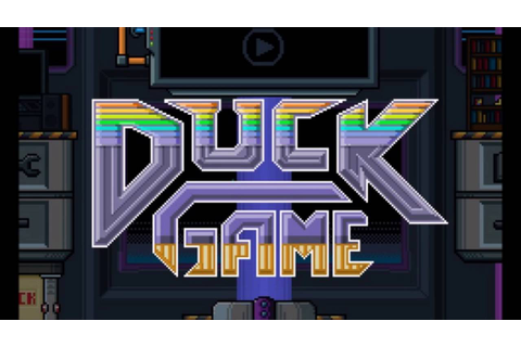 Duck Game Music -- Synth Rock - YouTube
