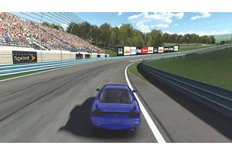 ACR/Auto Club Revolution - PC Race Car Game. Chase View ...